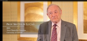 Interview with Prof. Sir Colin Lucas, BBS, a member of the Prize Recommendation Committee of the LUI Che Woo Prize
